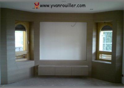parois, meuble tiroirs